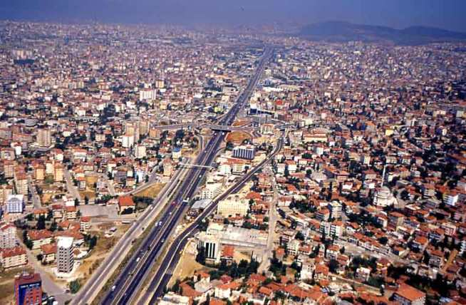 Harika Bir İstanbul Manzarası